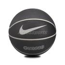 Nike 籃球 Giannis All Court 黑 灰 字母哥 7號球 室內外 橡膠 【ACS】 N100173502-107