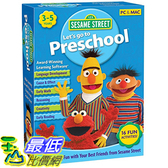 [106美國暢銷兒童軟體] Sesame Street Preschool [Old Version]