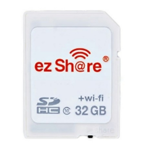 耀您館 ezShare無線32G SDHC卡熱點wifi((分享派照片IG臉書facebook line)SD卡適商業攝影商攝婚攝