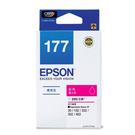 【奇奇文具】愛普生EPSON T177350 NO.177 紅色 原廠墨水匣