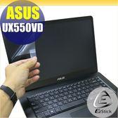 【Ezstick】ASUS UX550VD UX550VE 靜電式筆電LCD液晶螢幕貼 (可選鏡面或霧面)