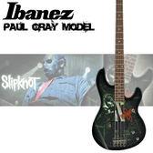 【非凡樂器】Ibanez PGB2T 電貝斯/Slipknot BASS手 Paul Gray紀念琴