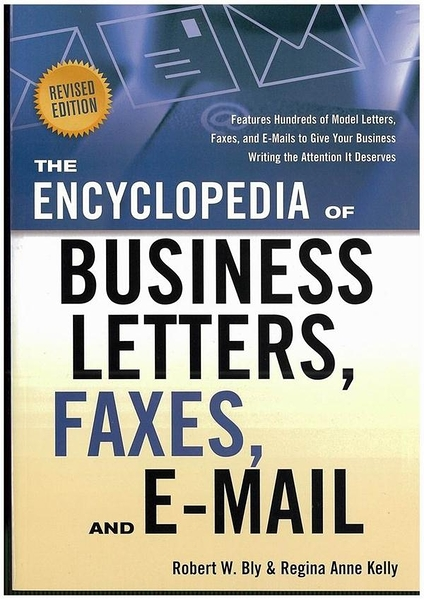 (二手書)Encyclopedia of Business Letters, Faxes, and Emails