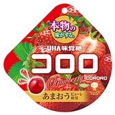 味覺糖酷露露Q糖-草莓40G【愛買】