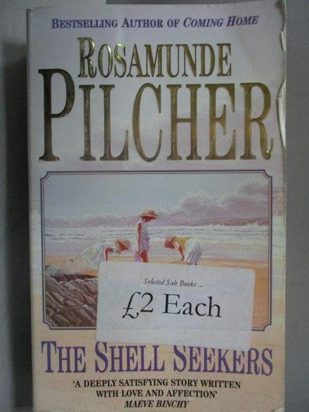 【書寶二手書T5/原文小說_NHZ】The Shell Seekers_Rosamunde Pilcher