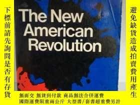 二手書博民逛書店新美國革命罕見The New American Revolution(美國政治)英文原版書Y17705 Rod