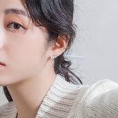 銀致耳釘女氣質韓國個性耳墜簡約百搭少女甜美花朵網紅耳環 【聖誕節鉅惠8折】