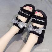 公主鞋女童涼鞋新款韓版夏季中大童學生軟底防滑露趾時尚兒童小公主 童趣潮品
