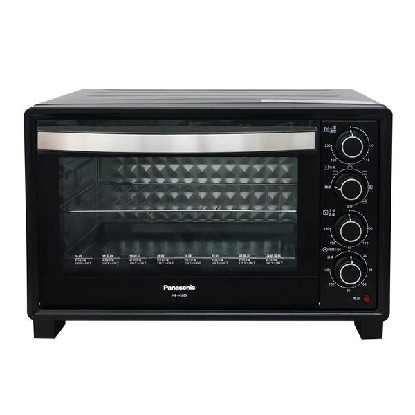 ★Panasonic 國際牌★32L雙溫控發酵電烤箱 NB-H3203