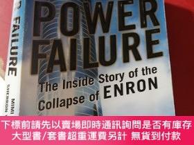 二手書博民逛書店Power罕見Failure: The Inside Story of the Collapse of Enron