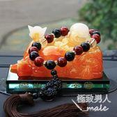 汽車香水座式彌勒佛像擺件LVV2023【極致男人】