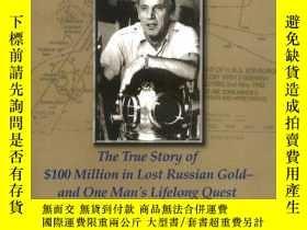 二手書博民逛書店Goldfinder:罕見The True Story of $100 Million In Lost Russi