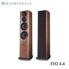 【限時特賣+24期0利率】英國 Wharfedale EVO 4.4 落地喇叭 一對 (3色) 公司貨