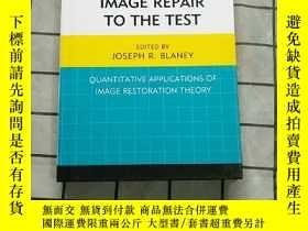 二手書博民逛書店Putting罕見Image Repair to the Test: Quantita... Y268220