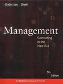 二手書博民逛書店 《Management: Competing in the New Era》 R2Y ISBN:0071122982│Irwin Professional Publishing