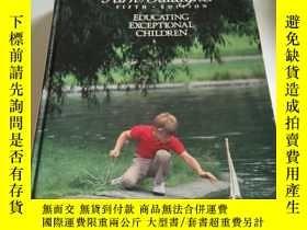 二手書博民逛書店EDUCATING罕見EXCEPTIONAL CHILDREN(