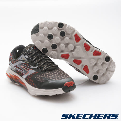 SKECHERS (男) 跑步系列 Go Run Ride 5 - 53997OLOR