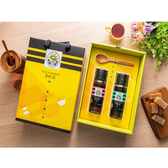 甜蜜四季雙蜜禮盒-(優選Taiwan特產425g),早鳥優惠85折【養蜂人家】