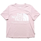 THE NORTH FACE 粉 粉白L...