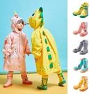 兒童雨鞋男童女童防滑水鞋寶寶雨靴水靴中大小童幼兒小孩防水 【快速出貨】