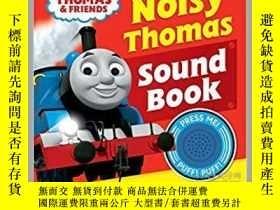 二手書博民逛書店Thomas罕見& Friends: Noisy Thomas Sound Book-托馬斯和朋友:嘈雜的托馬斯有