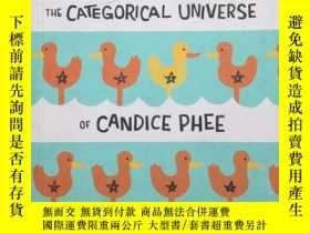 二手書博民逛書店The罕見Categorical Universe of Can