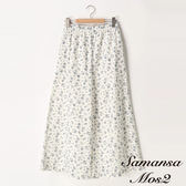 ❖ Spring ❖ 氣質碎花鬆緊腰寬褲 (提醒➯SM2僅單一尺寸) - Sm2