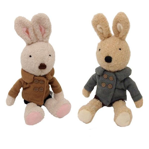 娃娃屋樂園~Le Sucre法國兔砂糖兔(十周年紀念.紳士款)60cm690元另有30cm45cm90cm