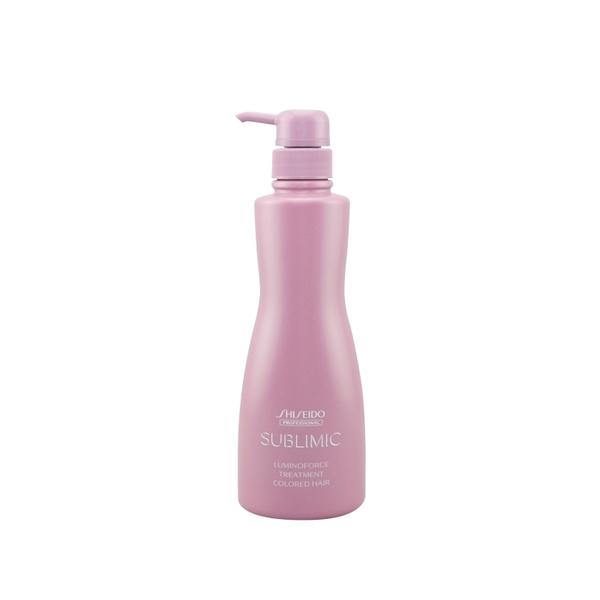 立坽『瞬間護髮』法徠麗公司貨 SHISEIDO資生堂 芯之麗 極光綻色護髮乳500g HH04