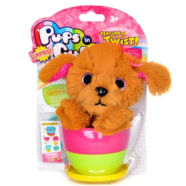 Pups in Surprise Cups 神奇茶杯裡的萌寵 Cockapoo 可卡貴賓犬
