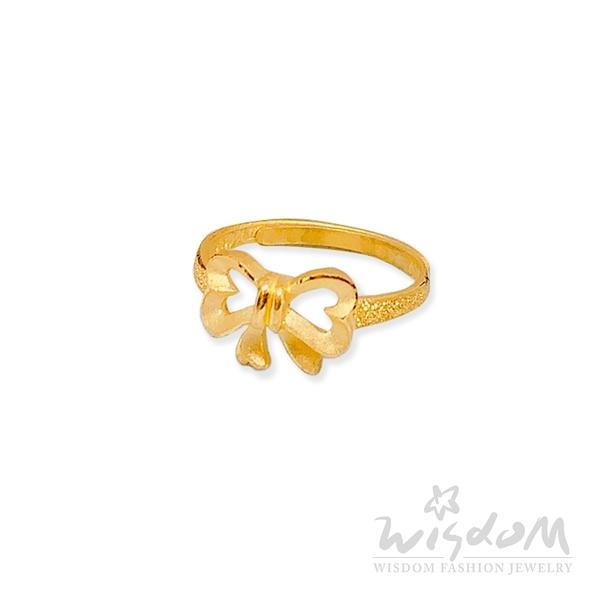 威世登 緣結 黃金戒指 金重約0.84~0.86錢 GA00178-FXX-FIX