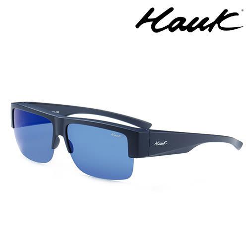 HAWK偏光太陽套鏡(眼鏡族專用)HK1008-37