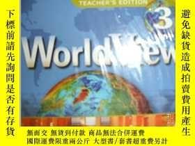 二手書博民逛書店World罕見ViewY255562 Rost, Michael Prentice Hall 出版2005