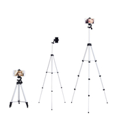 促銷手機三腳架支架雲台單反相機拍照攝影自拍架通用便攜三角架夾·享家生活館YTL