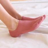 半掌襪 短襪 襪子女短襪淺口薄款潮純棉夏季襪隱形ins潮防滑運動低幫船襪女