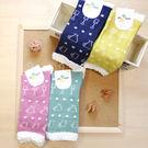 襪子 古著復古 日本氣質個性 SEIO 經典個性獨特圖型 簡約配色 可愛俏皮 小餐具 襪子 (隨機出貨)