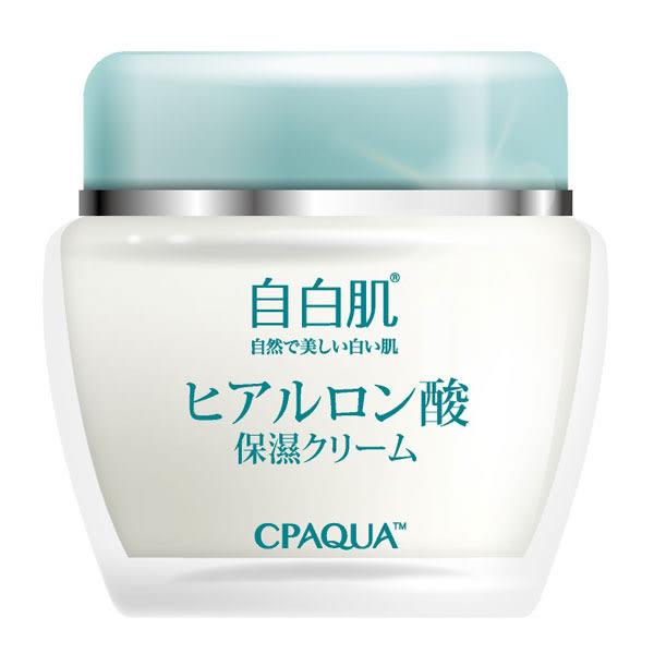 自白肌 極潤玻尿酸精華霜50g【康是美】