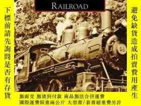二手書博民逛書店The罕見Wilmington and Western Railroad (Images of Rail: Del