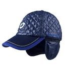 保暖護耳帽子-男女防潑水輕薄鋪棉車格防風護耳運動冬帽JUNIPER(J3618)