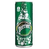【沛綠雅Perrier】氣泡天然礦泉水 鋁罐(250ml) x 35瓶 (箱購)