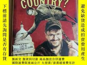 二手書博民逛書店Dude,罕見Where s My Country? 夥計,我的