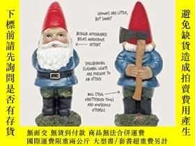 二手書博民逛書店How罕見To Survive A Garden Gnome AttackY364682 Chuck Samb
