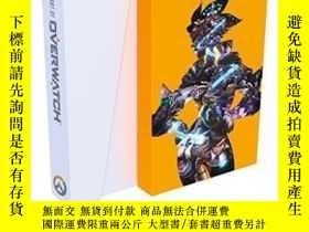 全新書博民逛書店TheArt Of Overwatch Limited Edition-《守望的藝術》限量版Y436638 B
