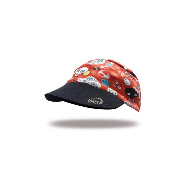 Wind x-treme 多功能頭巾帽-COOLCAP KIDS / 城市綠洲 (西班牙.帽子.遮陽.防紫外線.抗菌)