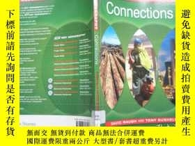 二手書博民逛書店NEW罕見KEY GEOGRAPHY ConnectionsY1