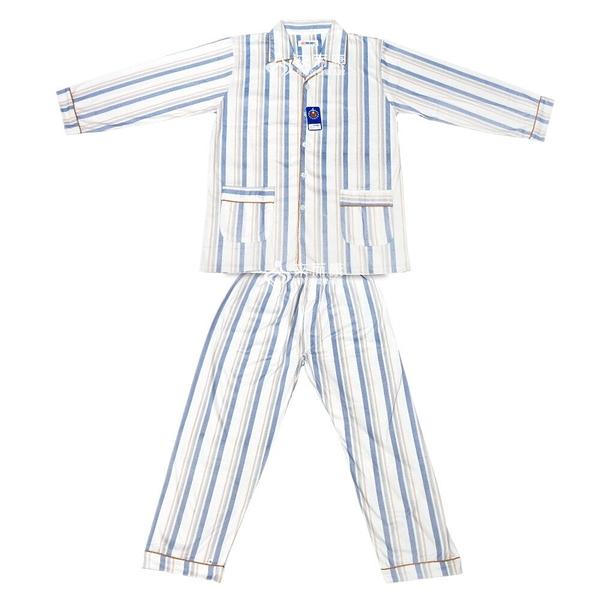 來而康 福勝 男士居家型 睡衣/褲 加厚款 花樣隨機出貨