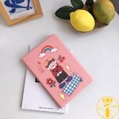 卡通ipad air2保護套mini1/3/4皮套5平板Pro可愛【雲木雜貨】