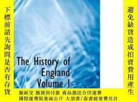 二手書博民逛書店The罕見History Of England Volume IY256260 David Hume Bibl