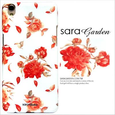 客製化 手機殼 OPPO R11 R9 R9s Plus A39 A57 保護殼 玫瑰碎花