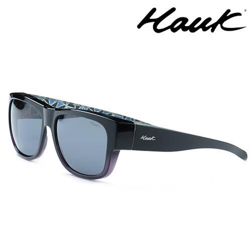 HAWK偏光太陽套鏡(眼鏡族專用)HK1007-28